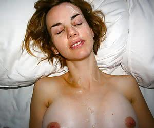 Cum And Tits