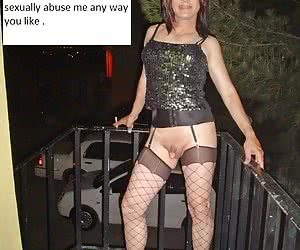 Sissy And Cuckold Captions
